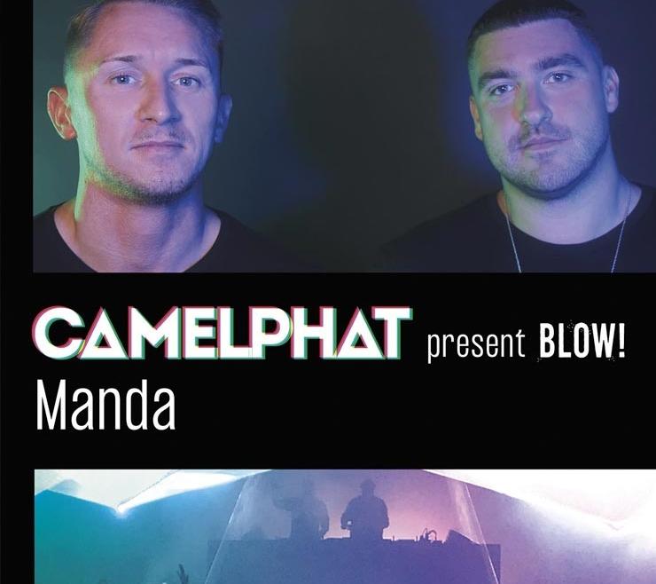 Rex Club presente: CamelPhat & Manda