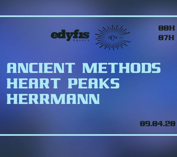 Edyfis Agency: Ancient Methods, Heart Peaks, Herrmann