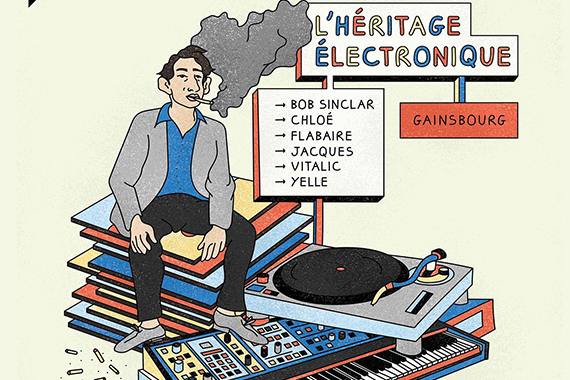(Français) Gainsbourg l'héritage électronique.