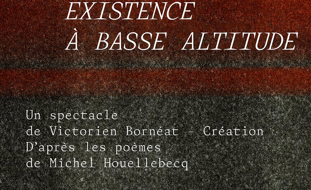 (Français) Michel Houellebecq en spectacle au Rex Club avec Traumer